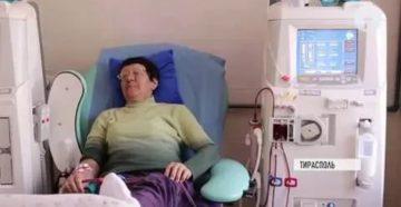 Консультация по поводу низкого давления после гемодиализа