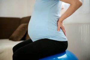 Боль при ходьбе в области шва при беременности
