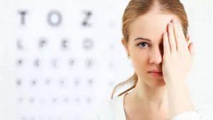 Нечеткость зрения, всд, депрессия