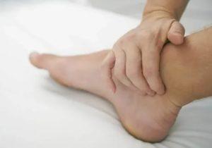 Колит в пальцах ног