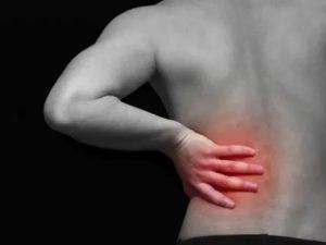 Болит справа сзади ребро