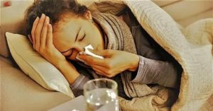 Постоянно болею, температура
