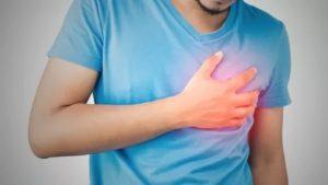 Непонятные ощущения в области сердца