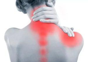 Колющая боль в спине и онемение тела