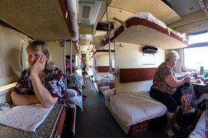 Плохо переногу поездки на поезде